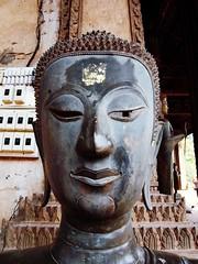 Buddha statue, Haw Pha Kaew