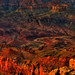 Grand Canyon Sunset Spires by JamesWatkins