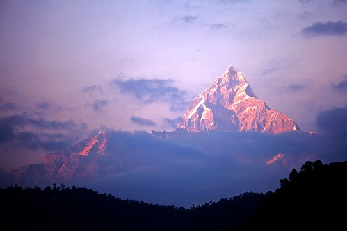 nepal sunset nature landscape landscapes outdoor pokhara annapurna 雪山 snowpeak 尼泊尔 博卡拉 ef70200mmf4lisusm 安娜普纳
