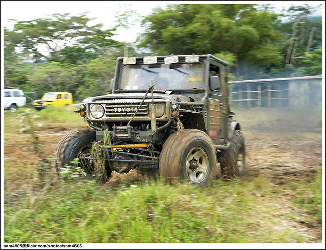 Ranau Chinese New Year 4x4 Challenge 2011