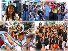 Imágenes Opening Carnaval Mocano. (06/01/2011)