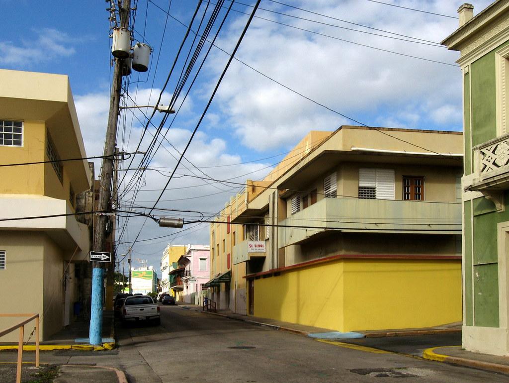 Arecibo, PR by Minno Ramirez