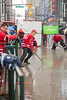 Gregor Robertson - Hockey Day In Canada by Kris Krug