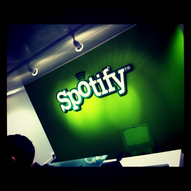 Spotify London Office!