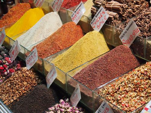 Spices Market, Istambul