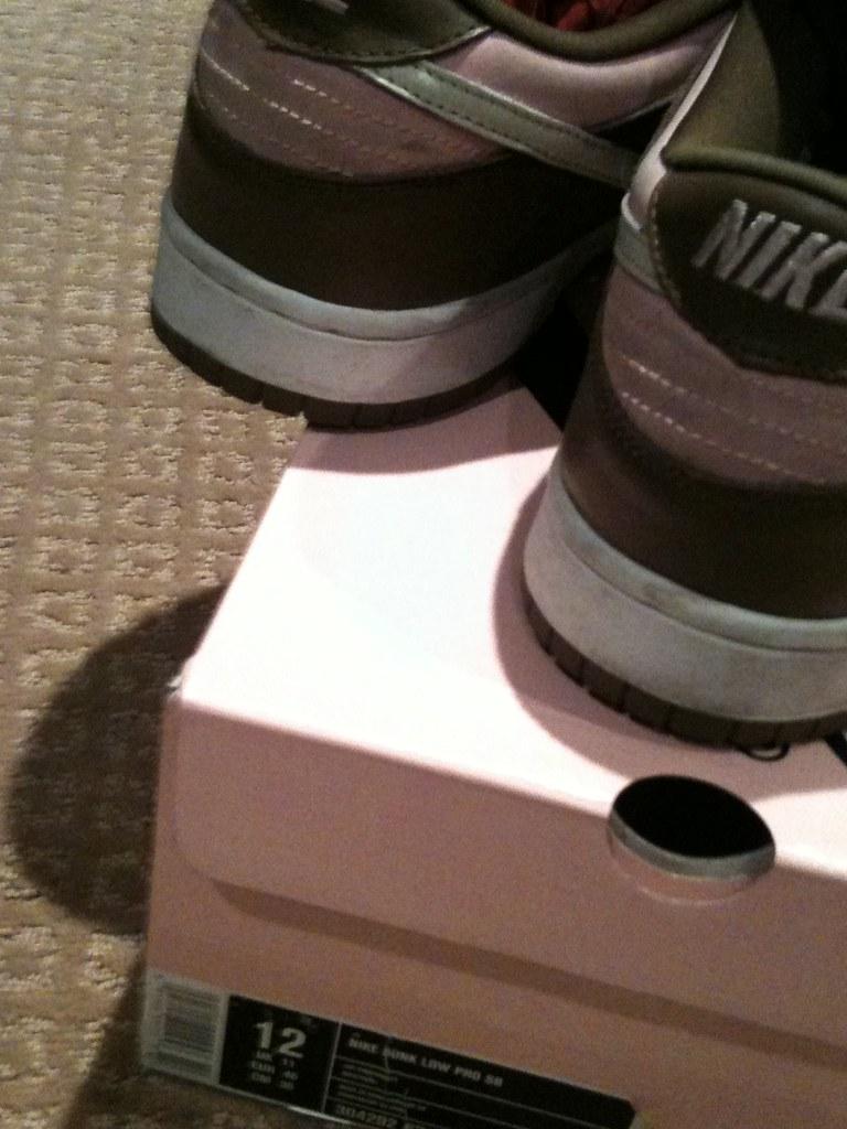 new concept 3354f fa7f1 Nike Dunk SB STussy | xnouonx | Flickr