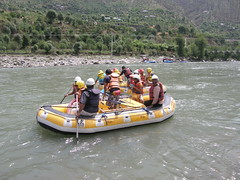 White Water Rafting In Beas