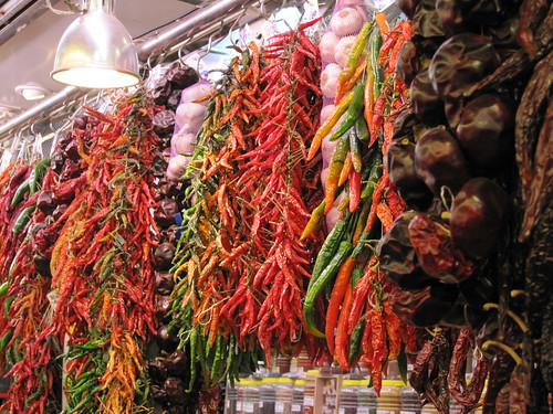 Peppers in Long Strands