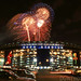 Fireworks Night at Shea Stadium - July 4, 2001 by dgwphotography