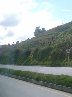 Ruta Nacional 60 en Guarne