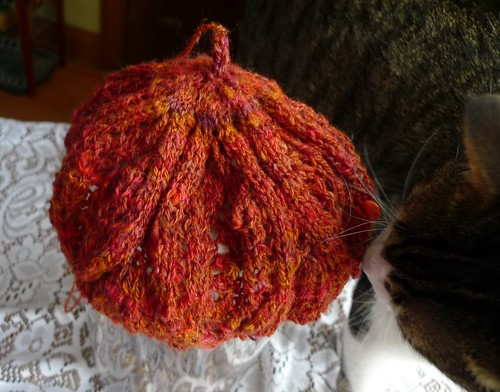 handspun rose red and tim
