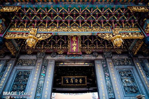 艋舺‧龍山寺Taiwan006
