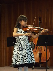 Recital de la C\xe1tedra de Violin