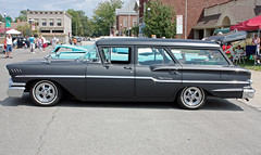 1958 Chevrolet Delray Yeoman 4-Door Station Wagon (4 of 7) by myoldpostcards