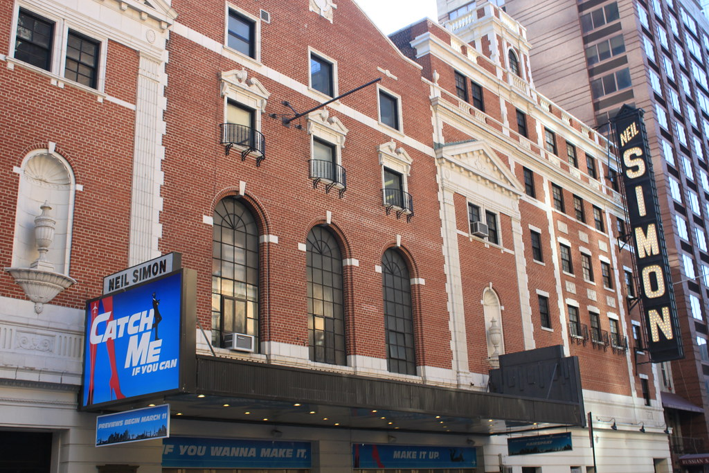 Neil Simon Theater