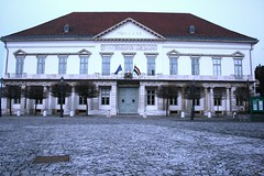Sándor Palace, Budapest