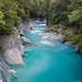 The Blue Pools, Haast Pass, New Zealand