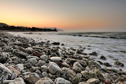 sunset italy nikon italia tramonto 28 capture conero marche ancona portonovo nx d90 1424
