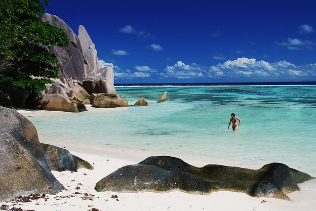 Living in Anse Source d'Argent