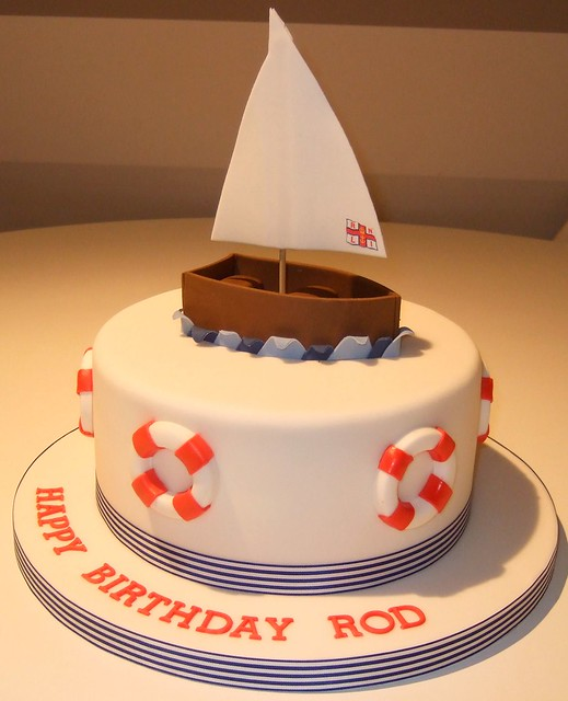 Cake Images Boat : Boat cake Flickr - Photo Sharing!