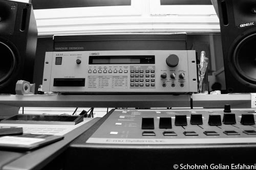 Studio Sessions: Funkverteidiger x Mirko Machine
