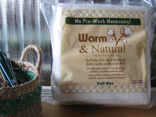Warm & Natural Batting Giveaway!