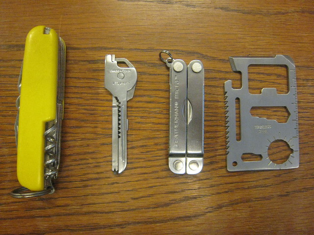 Micro(multi)tools, closed