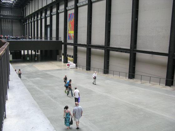 Tate Modern, London, photo: Udi Ernst