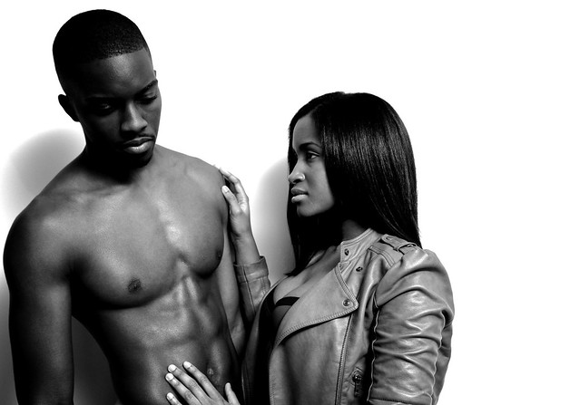 Travis Cooper and Synetta
