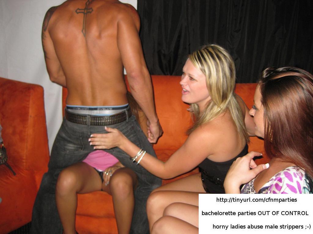 Crazy bachelorette party porn