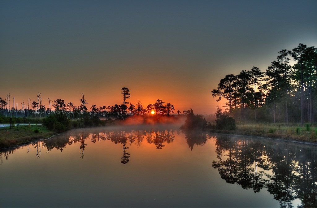 UCF sunrise