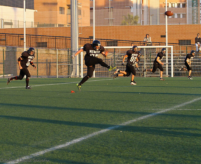 Granada Lions-Murcia Cobras.M.-B.