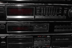 stereophonic sound, electronics, cassette deck, media player,