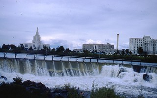 [IDAHO-A-0255] Idaho Falls Power Dam (City Plant)