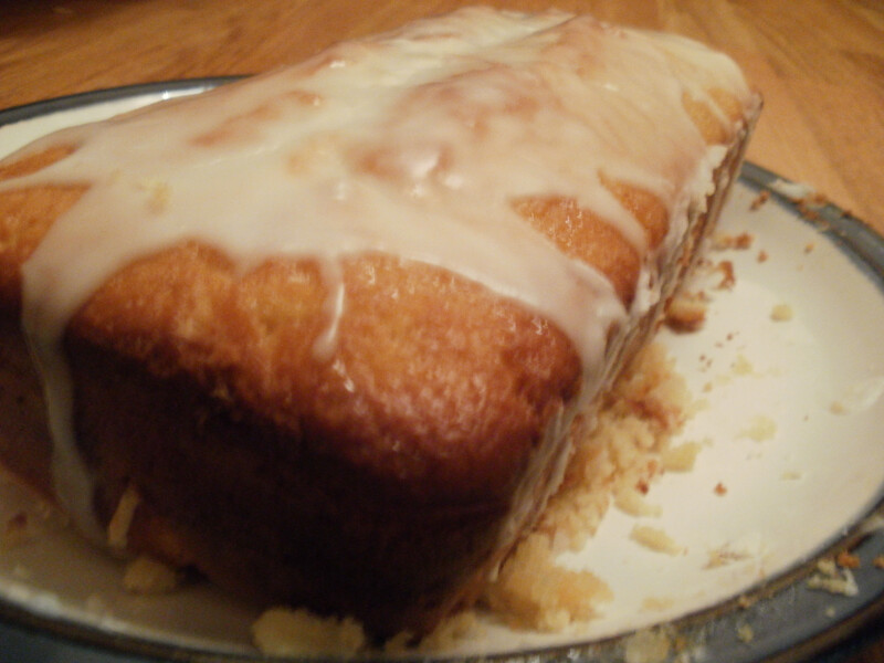 Recipes Using Lemon Drizzle Cake: RECIPE FOR LEMON DRIZZLE CAKE