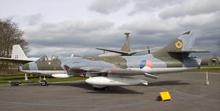 Изображение Yorkshire Air Museum. museum air yorkshire hawkerhunter elvington qatarairforce qa10 qeafhawkerhunter qeafhunter qatarairforcehunter qatarairforcehunterqa10 qeafhunterqa10