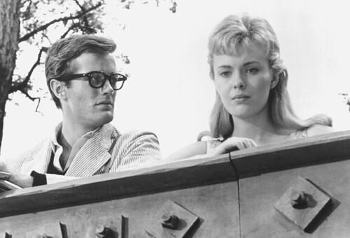 LILITH (1964) - Peter FONDA & Jean SEBERG