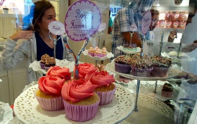 Cupcake em Curitiba