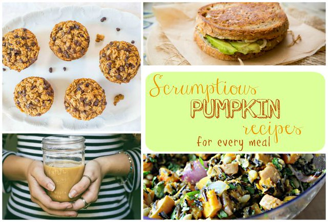 Scrumptious Pumpkin Recipes for Every Autumn Meal