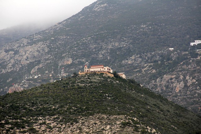 Monastery of Saint Patapios (Loutraki, Greece)