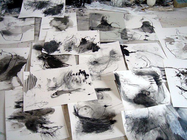 Automatic drawings in the, Sony DSC-T11