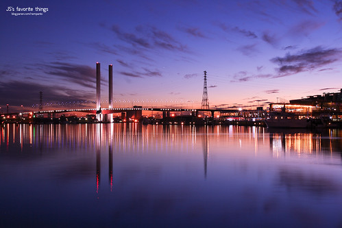 [Explored]Melbourne-Dockland