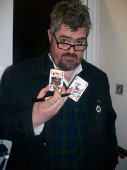 Phil Jupitus supports GOSH in Eastbourne