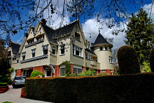 Van Nuys House, Frederick L. Roehrig, Architect 1898