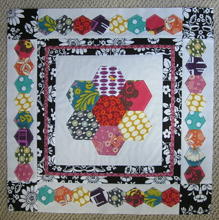 Bee Hexed In - block for Megan