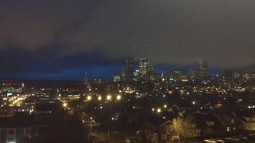 Seattle Skyline @ Night