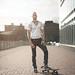 Skater by Markus Schwarze
