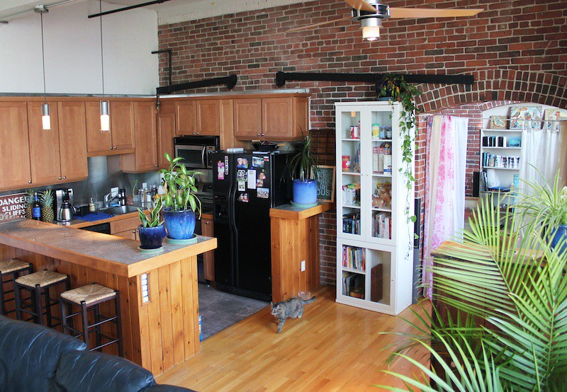 Boston loft/studio