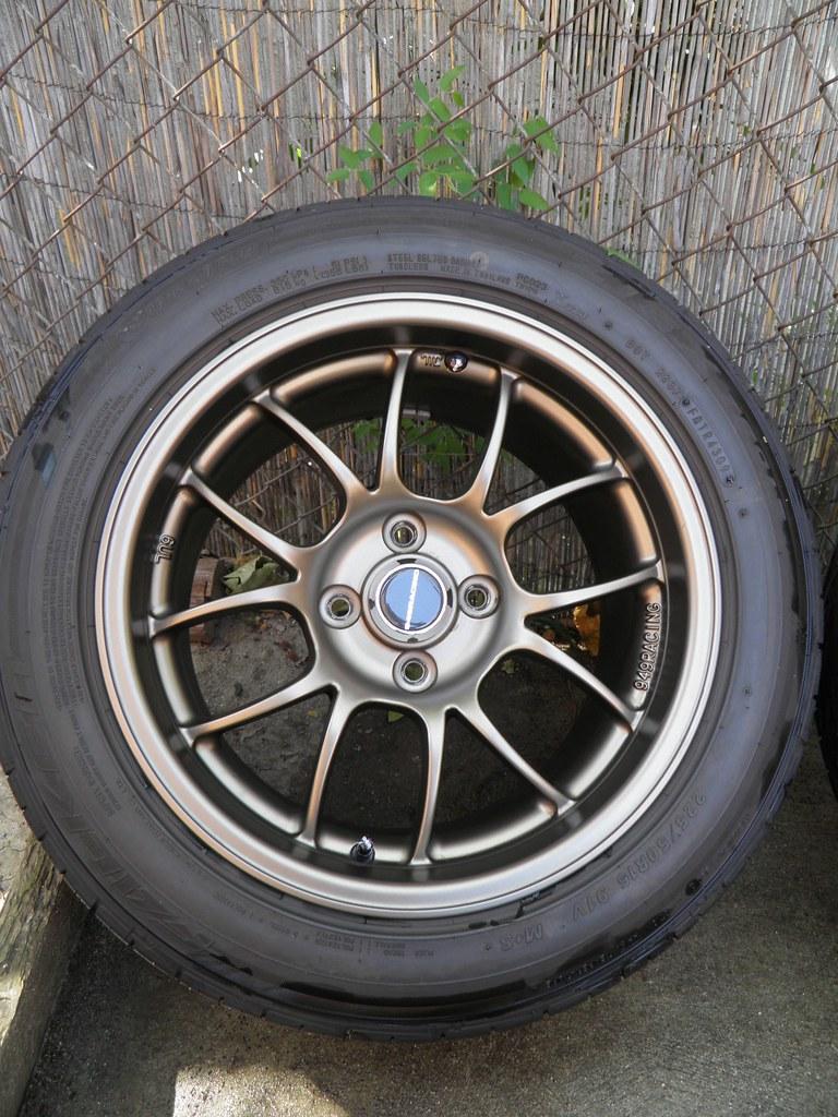 P4160026 JPG | 949 racing 6UL 15x9 et36 Matte Bronze 12 7 lb… | Flickr