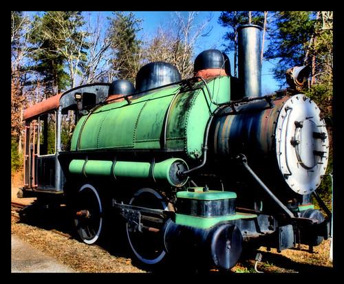 railroad train georgia engine locomotive yonah saddletankalco040